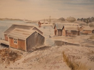 Kalastajakylä/Fiskarby