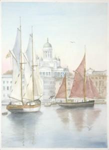 3.Etelä-satama ja Albanus